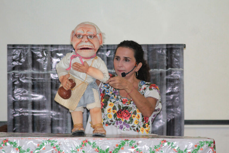 El Otoño Cultural Yucatán 2021 lleva diversión al público infantil